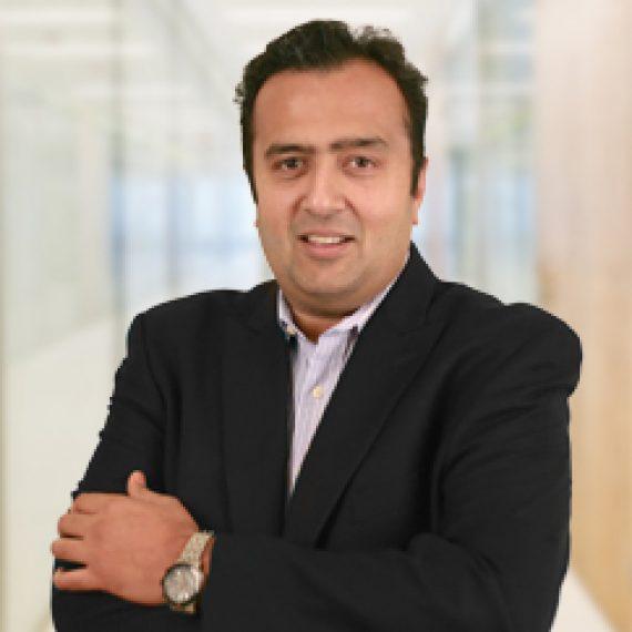 Vishal Dani Senior Vice President and Head – Cloud Platforms & Technology